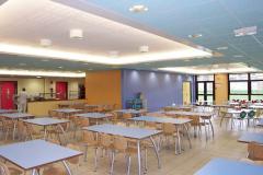 Ecole Joliot Curie / Demi-pension